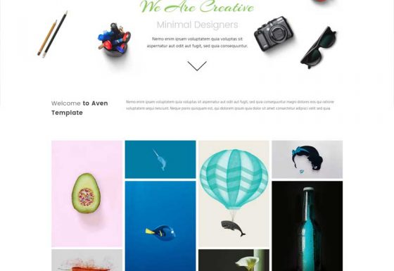 Home Creative 01